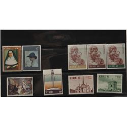 19RPS-24 IRISH STAMPS