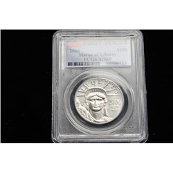 19GB-7 2006 STATUE OF LIBERTY $100 SILVER