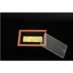 19RPS-44 GOLD FILLED BAR