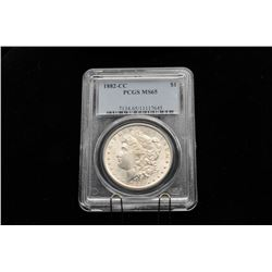 19GB-11 1882 CC SILVER DOLLAR
