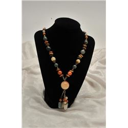 19RPS-59 ETHNIC NAPALESE NECKLACE