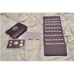 19RPS-42 US MINT PROOF SET