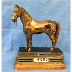 19GFE-25 HORSE CLOCK