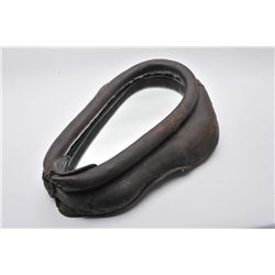 19GE-11 LEATHER HORSE COLLAR