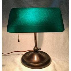 19GFE-36 BANKER'S LAMP
