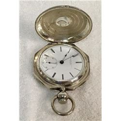 19GFE-53 ROCKFORD POCKET WATCH