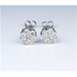19CAI-41 DIAMOND EARRINGS