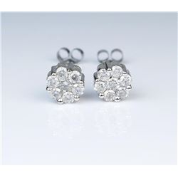 19CAI-41 DIAMOND EARRINGS