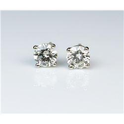 19CAI-45 DIAMOND EARRINGS