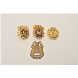 18DC-26A BADGE LOT