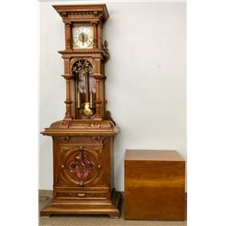 19GFE-9 GRANDFATHER CLOCK