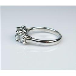 19CAI-3 3 DIAMOND RING