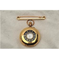 19RPS-19 VICTORIAN PIN WATCH