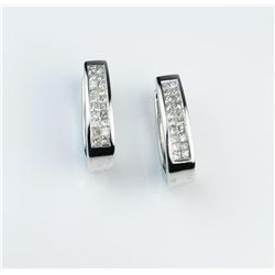 19CAI-27 DIAMOND EARRINGS