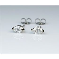19CAI-19 DIAMOND EARRINGS