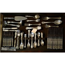 18GFE-102 CHANTILLY FLATWARE SET