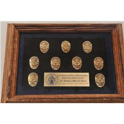 18DC-46 MINIATURE BADGES