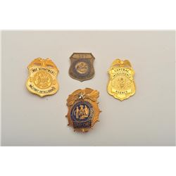 18DC-76E BADGES