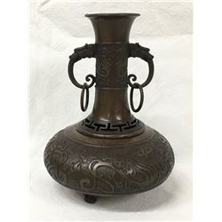19GFE-107 ORIENTAL INCENSE BURNER