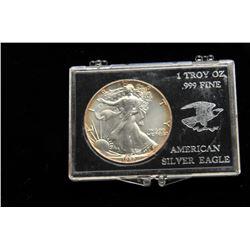 19GB-14 AMERICAN EAGLE 1 OZ COIN