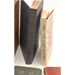 16RJS-6 ANTIQUE BOOKS
