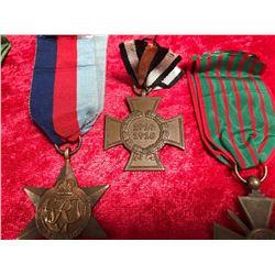 Medal lot
