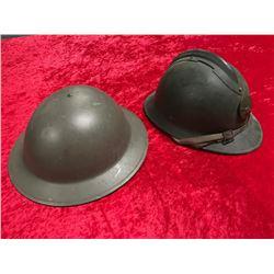 Helmet lot