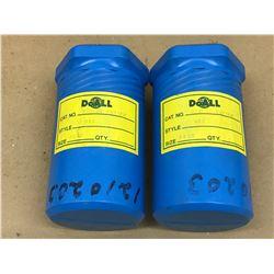 (2) DOALL 2 X 1/12 T-SLOT CUTTER