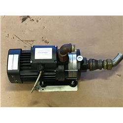 GRUNDFOS PUMP - TAG UNREADABLE
