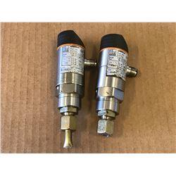 (2) IFM ELECTRONICS PY7726 PRESSURE SENSORS