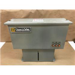REACTIVAR PFCD4002RF POWER FACTOR CORRECTION CAPACITOR