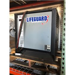 LIFEGUARD LG6-600F3B FORKLIFT ELECTRIC BATTERY CHARGER