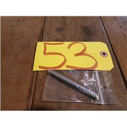 "Carbide Bur 1/4"" x 1/4"" x 1""1/4 x 3"""