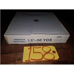 """Econo Roll 1""""1/2 x 50yds Gr.120"""
