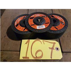 "Jet Grinding/Cutting Disc 4""x 1/8"" x 5/8"""