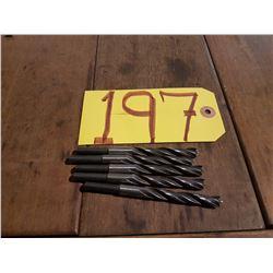 """Brad Point Drill 5/16"""" Shank 1/4"""""""