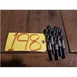 """Brad Point Drill 7/16"""" Shank 1/4"""""""