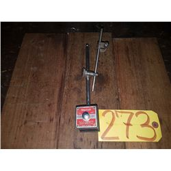 Starrett No.657 Push Off Magnetic Base