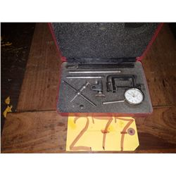 Starrett No.196 Dial Test Indicator Dial Indicator