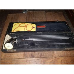 STARRETT NO 696-B MACHINIST CRANKSHAFT DISTORTION STRAIN GAGE