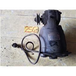 Electric Motor 1/4hp 115v