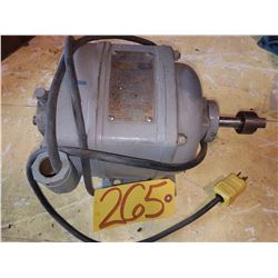 Leland Electric Motor 1/4HP 115vc