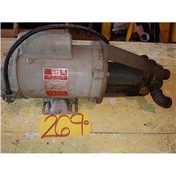 WEG Motor 1/2HP 115v/230v