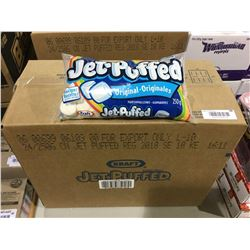 Case of Jet-Puffed Original Marshmallows (24 x 250g)