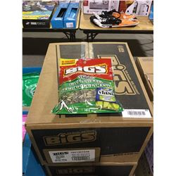 Case of Bigs Dill Pickle Sunflower Seeds (24 x140g)