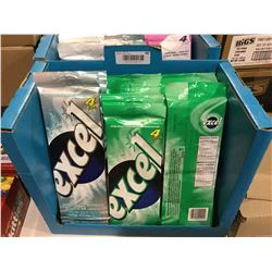 Case of Excel Gum Assorted Flavors