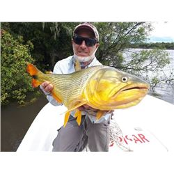 Black River Outfitters - Dorado Fishing - Uruguay