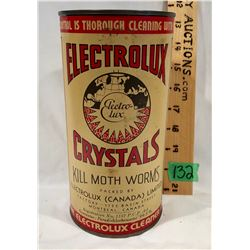 ELECTROLUX CRYSTALS TIN