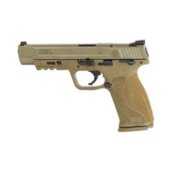 """S& W M& P 2.0 40SW 5"""" 15RD FDE NMS TS"""