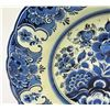 "Image 6 : Blue & White Delft Holland Handpainted China, Wall-Mountable, Approx. 14""Dia."
